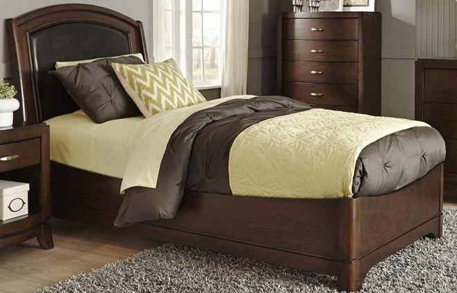 Liberty Furniture | Bedroom Twin Leather Beds in Richmond,VA 88