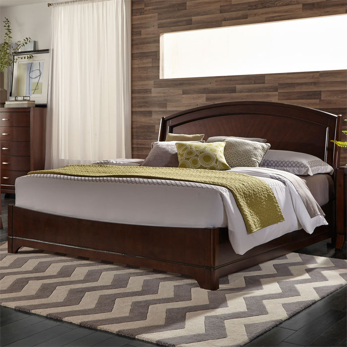 Avalon Bedroom King Panel Bed