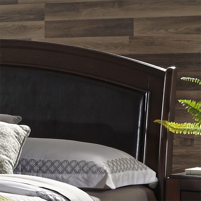 Liberty Furniture | Bedroom Queen Leather Beds in Lynchburg, Virginia 8695