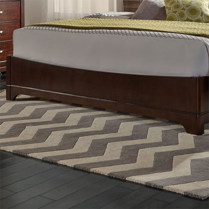 Liberty Furniture | Bedroom Queen Leather Beds in Lynchburg, Virginia 8696