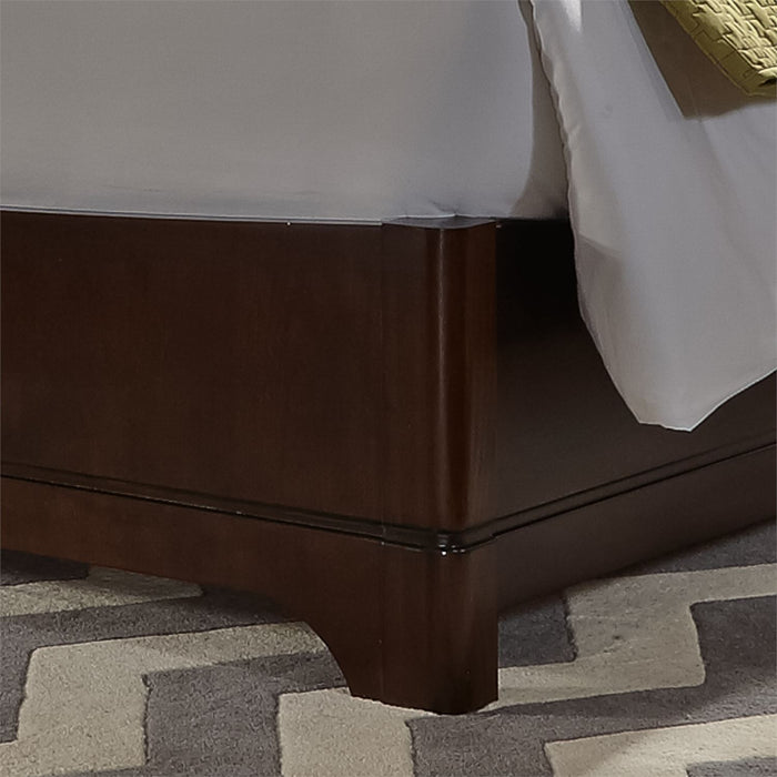Liberty Furniture | Bedroom Queen Leather Beds in Lynchburg, Virginia 8697