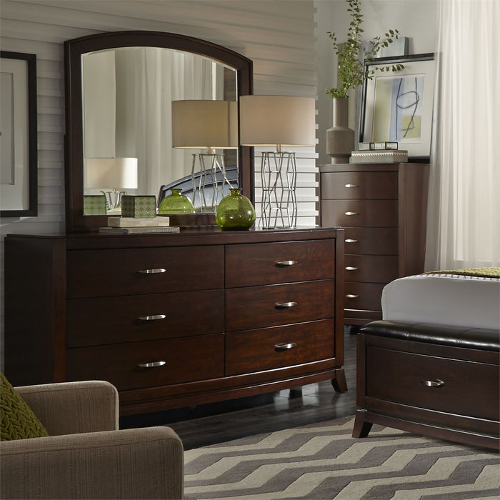 Liberty Furniture | Bedroom Queen Panel 5 Piece Bedroom Sets in Pennsylvania 8860