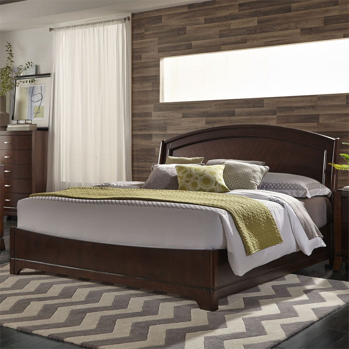 Liberty Furniture | Bedroom Queen Panel 5 Piece Bedroom Sets in Pennsylvania 1121