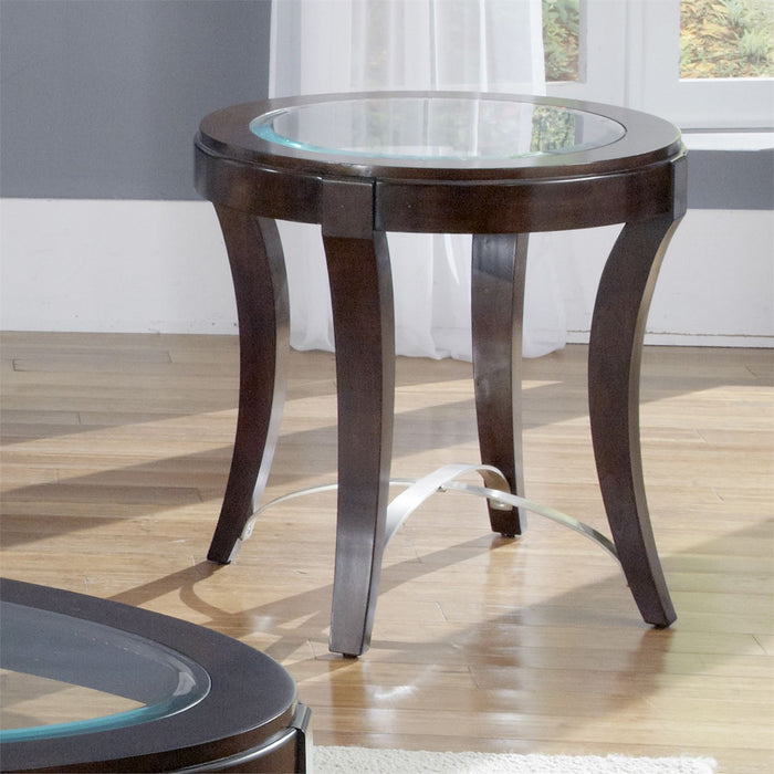 Liberty Furniture | Occasional Oval End Table in Richmond Virginia 8191