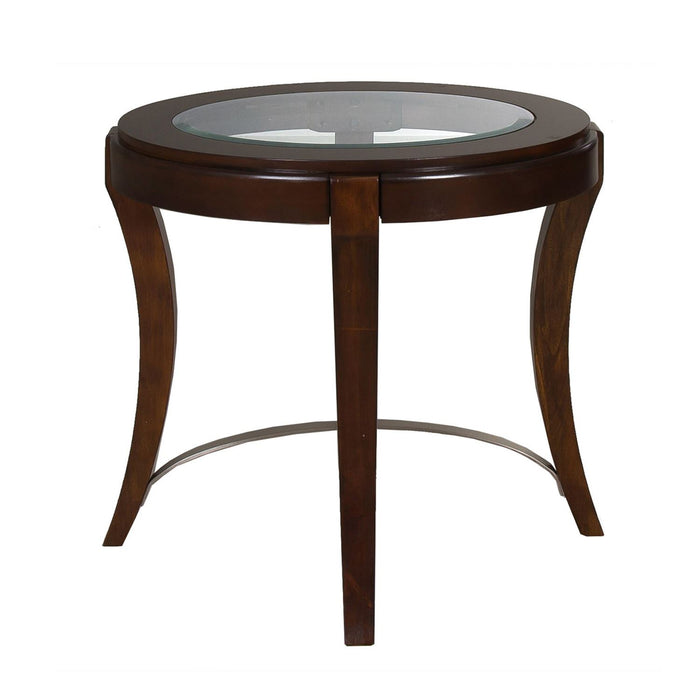 Liberty Furniture | Occasional Oval End Table in Richmond Virginia 8190