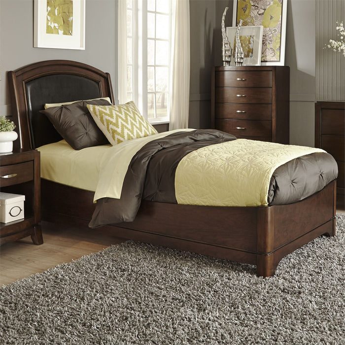 Liberty Furniture | Bedroom Full Leather 3 Piece Bedroom Sets in Fredericksburg, VA 3742