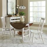 Liberty Furniture | Casual Dining 3 Piece Drop Leaf Sets in Charlottesville, Virginia 11846
