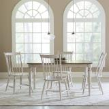 Liberty Furniture | Casual Dining 5 Piece Rectangular Table Sets in Lynchburg, Virginia 11856