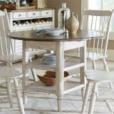 Liberty Furniture | Casual Dining Drop Leaf Tables in Richmond Virginia 11821