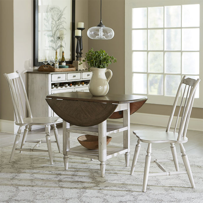 Liberty Furniture | Casual Dining Drop Leaf Tables in Richmond Virginia 11828