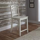 Liberty Furniture | Casual Dining Slat Back Counter Chairs in Richmond Virginia 12243