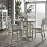 Liberty Furniture | Casual Dining 5 Piece Gathering Table Sets in Charlottesville, Virginia 12305