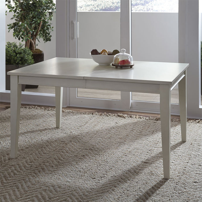 Liberty Furniture | Casual Dining 5 Piece Rectangular Table Sets in Lynchburg, Virginia 12282