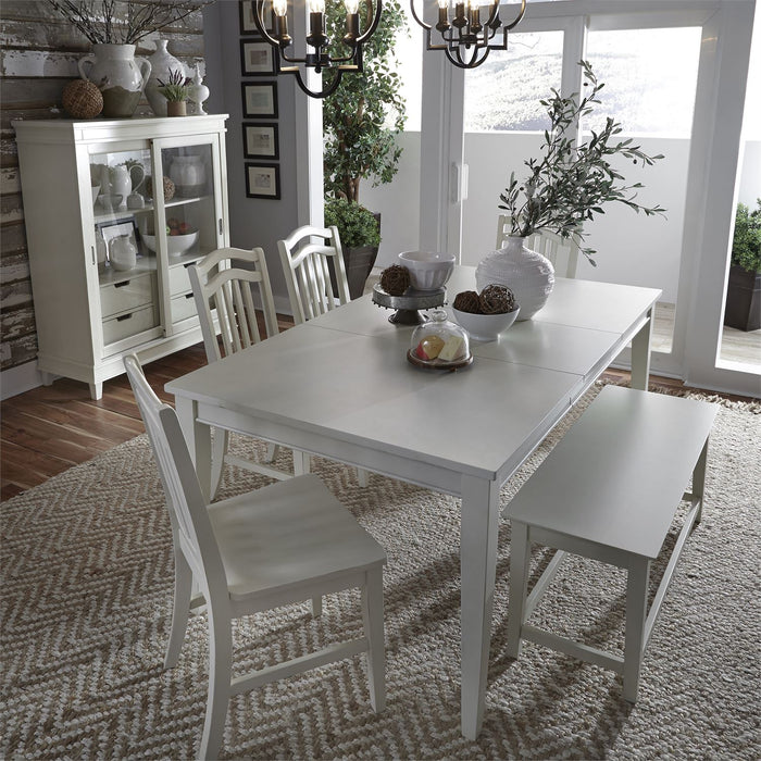 Liberty Furniture | Casual Dining 6 Piece Rectangular Table Sets in Charlottesville, Virginia 12296
