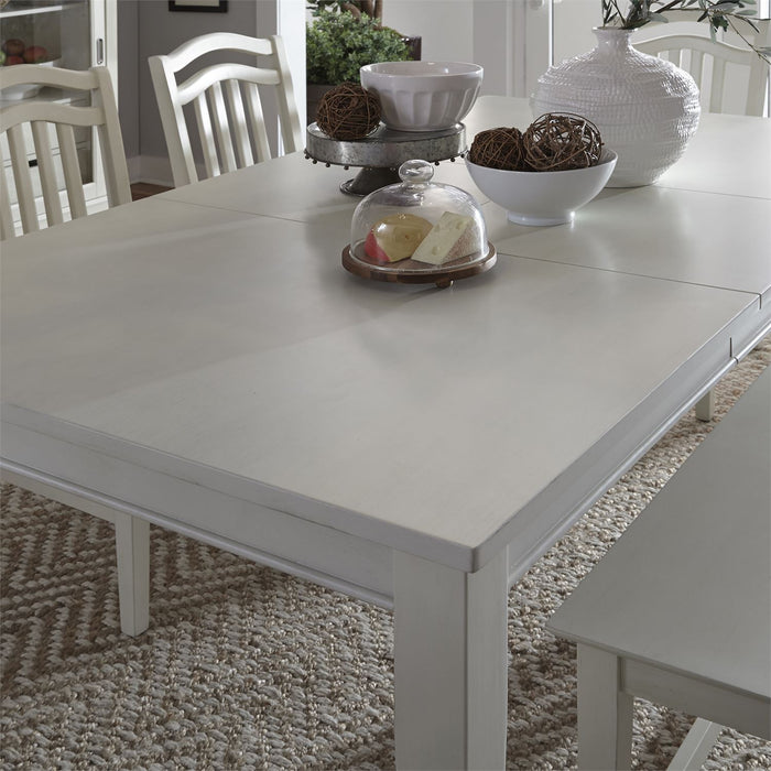 Liberty Furniture | Casual Dining 6 Piece Rectangular Table Sets in Charlottesville, Virginia 12287