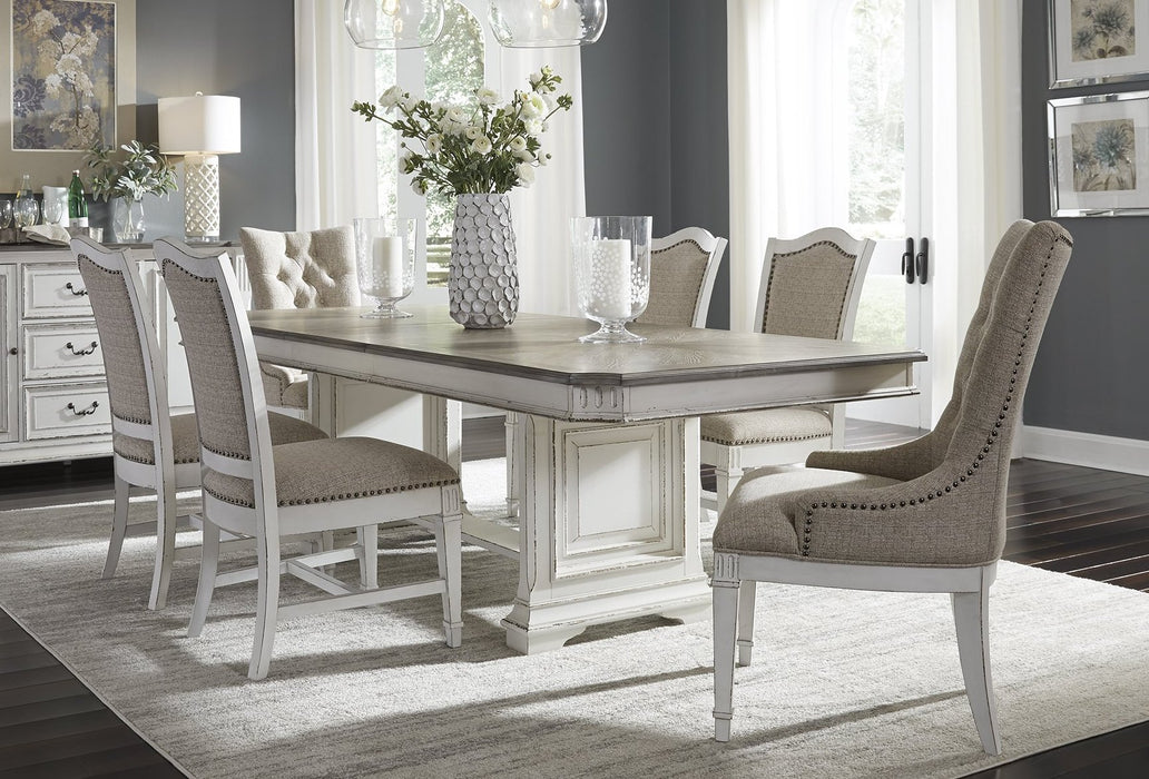 Liberty Furniture | Dining 7 Piece Trestle Table Sets in Pennsylvania 970