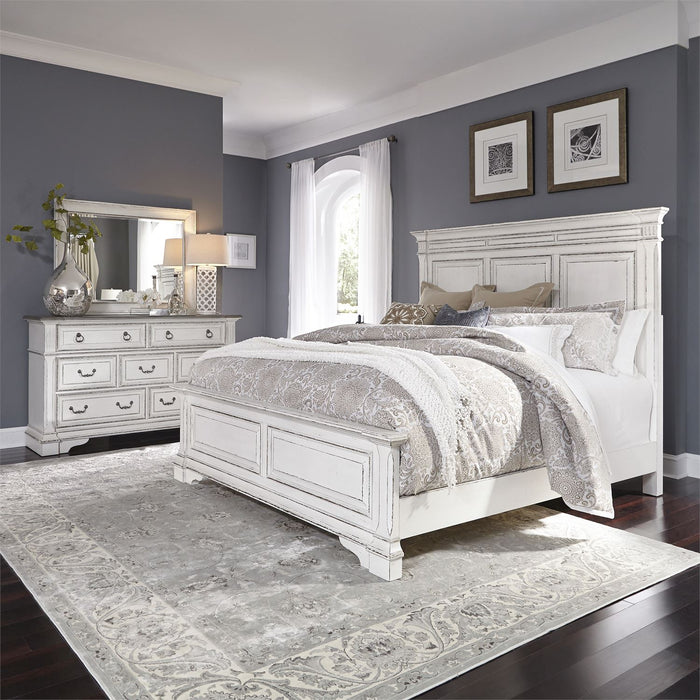 Liberty Furniture | Bedroom King Panel 3 Piece Bedroom Sets in Pennsylvania 3076