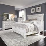 Liberty Furniture | Bedroom King Panel 4 Piece Bedroom Sets in Pennsylvania 3121