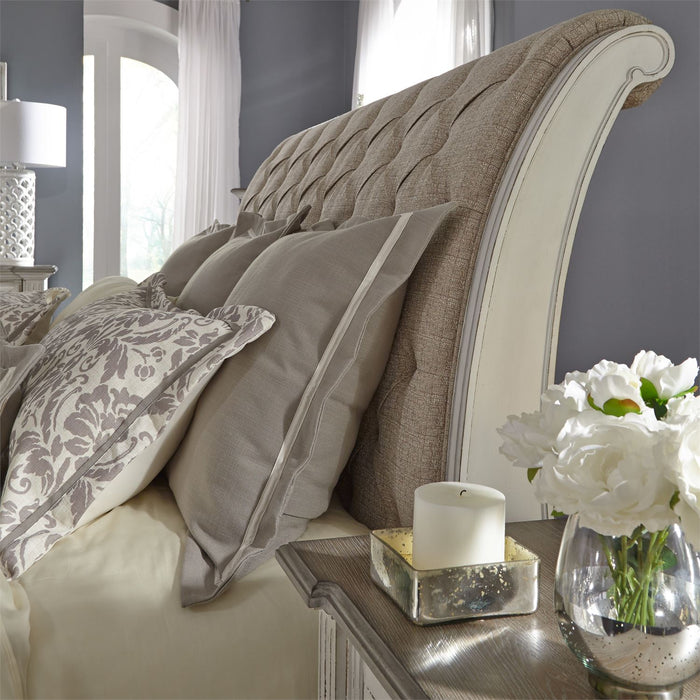 Liberty Furniture | Bedroom Queen Uph Sleigh Beds in Baltimore, Maryland 3072