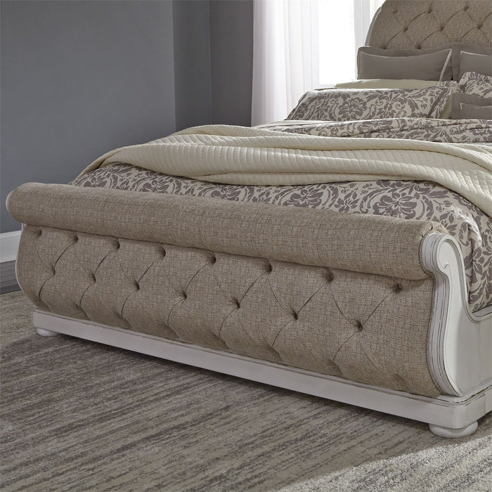 Liberty Furniture | Bedroom Queen Uph Sleigh Beds in Baltimore, Maryland 3073