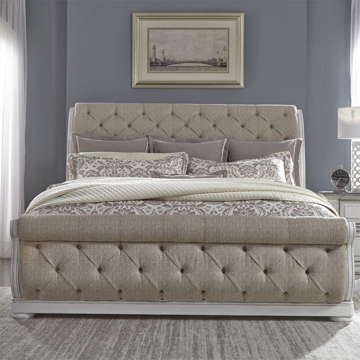 Liberty Furniture | Bedroom Queen Uph Sleigh Beds in Baltimore, Maryland 3068