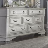 Liberty Furniture | Bedroom 7 Drawer Dressers in Charlottesville, Virginia 3024