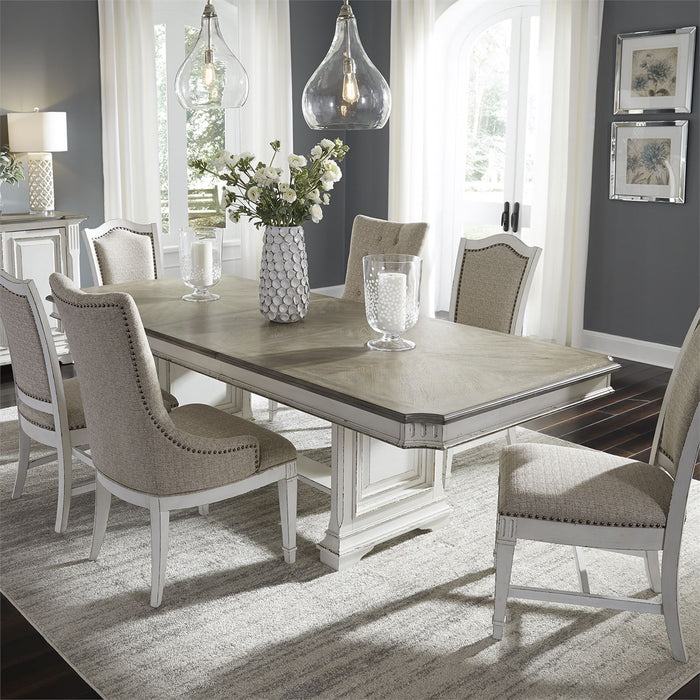 Liberty Furniture | Dining 7 Piece Trestle Table Sets in Pennsylvania 4926