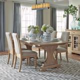 Liberty Furniture | Dining Opt 5 Piece Trestle Table Sets in Frederick, Maryland 10674