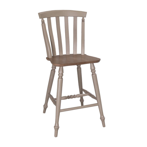 Liberty Furniture | Casual Dining Slat Back Counter Chair in Richmond Virginia 7513