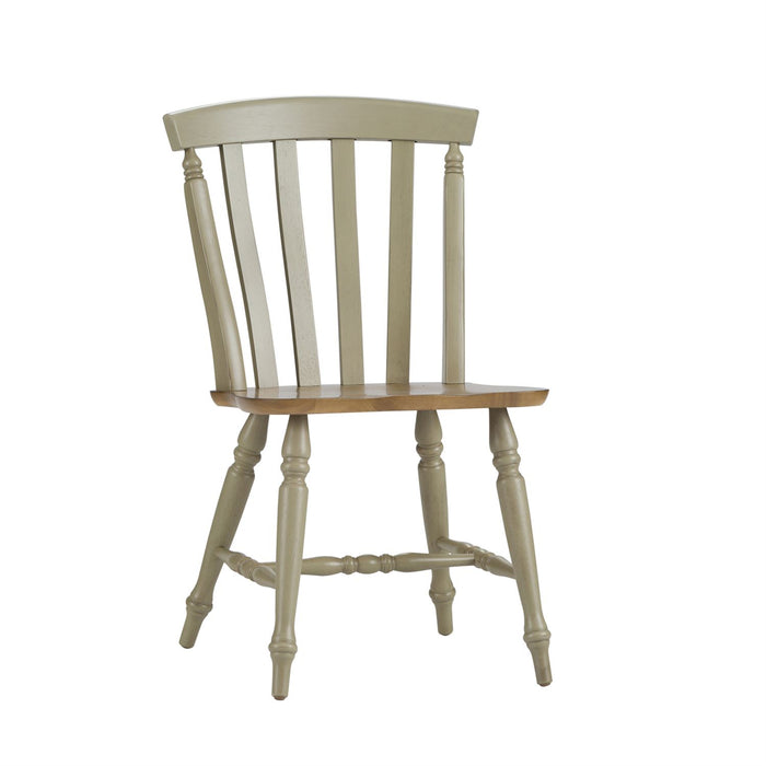 Liberty Furniture | Casual Dining Slat Back Side Chair in Richmond Virginia 7511