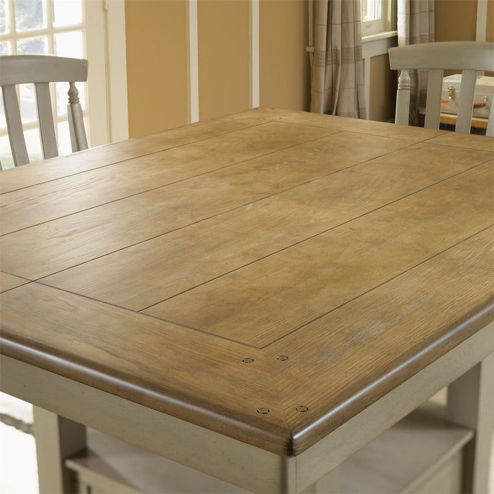 Liberty Furniture | Casual Dining 5 Piece Gathering Table Set in Annapolis, MD 7572