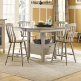 Liberty Furniture | Casual Dining 5 Piece Gathering Table Set in Annapolis, MD 7570