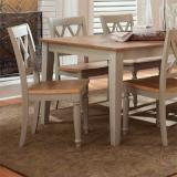 Liberty Furniture | Casual Dining Opt 6 Piece Rectangular Table Set in Richmond,VA 7561