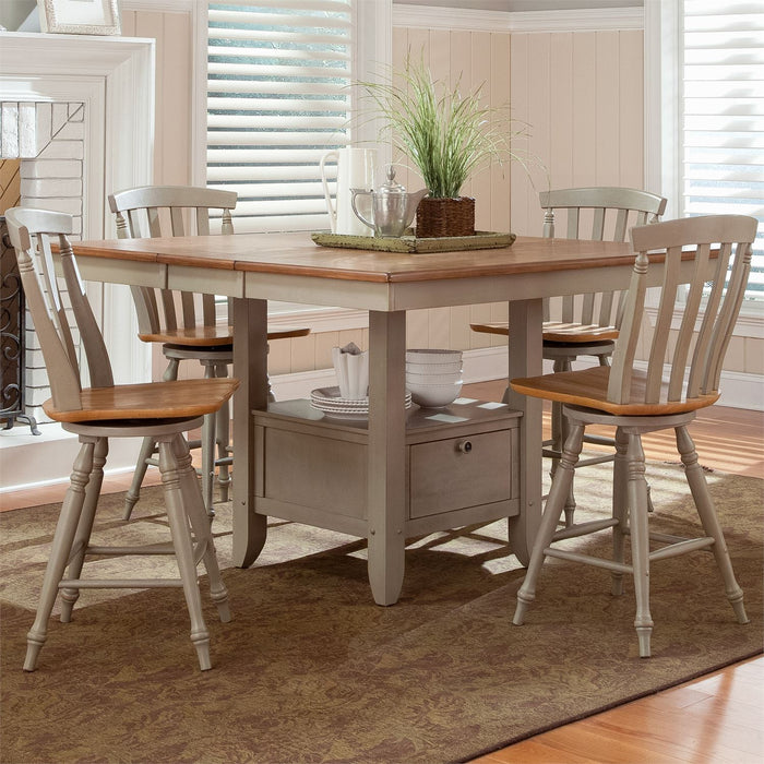 Liberty Furniture | Casual Dining Gathering Table in Lynchburg, VA 7534