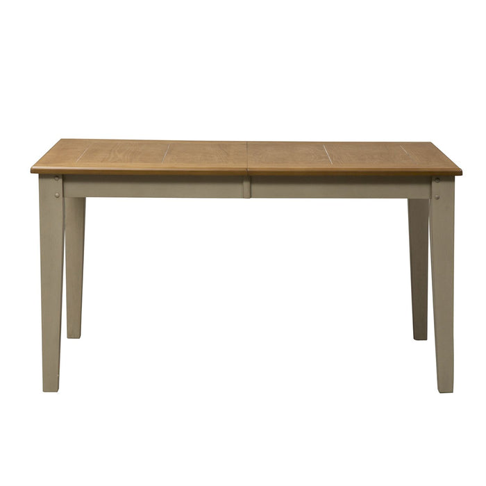 Liberty Furniture | Casual Dining Rectangular Leg Table in Richmond VA 7527