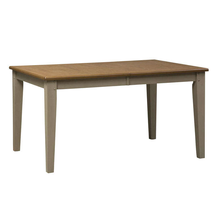 Liberty Furniture | Casual Dining Rectangular Leg Table in Richmond VA 7529