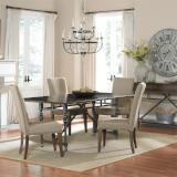 Liberty Furniture | Casual Dining 5 Piece Rectangular Table Set in Frederick, MD 8001