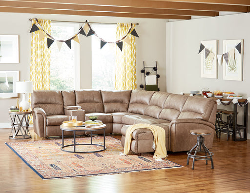 Lane Furniture | Living Recliner 4 Piece Sectional in Pennsylvania 818