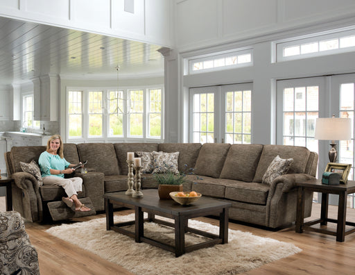 Lane Furniture | Living Power Recliner 3 Piece Sectional in New Jersey, NJ 1066