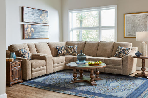 Lane Furniture | Living Recliner Power 3 Piece Sectional in Pennsylvania 1238