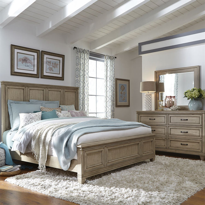 Liberty Furniture | Bedroom King Panel Beds in Washington D.C, Northern Virginia 2435