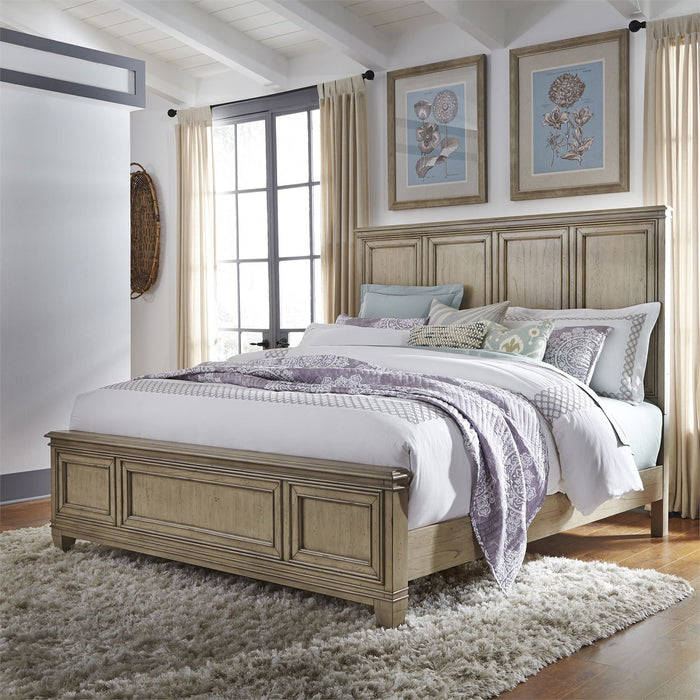 Liberty Furniture | Bedroom King Panel 5 Piece Bedroom Sets in Pennsylvania 2519