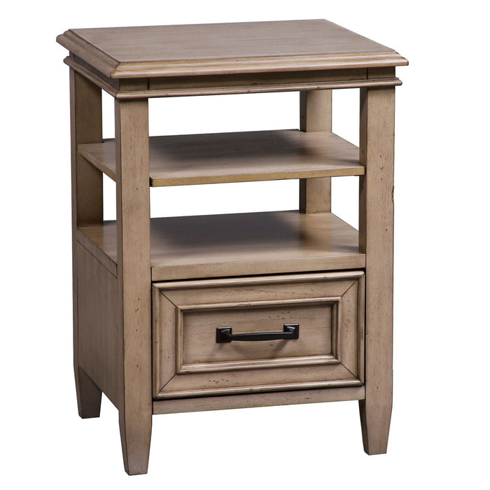 Liberty Furniture | Bedroom Open Night Stands in Richmond Virginia 2404