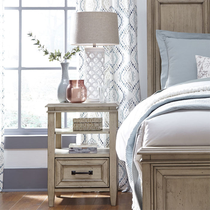 Liberty Furniture | Bedroom Open Night Stands in Richmond Virginia 2407