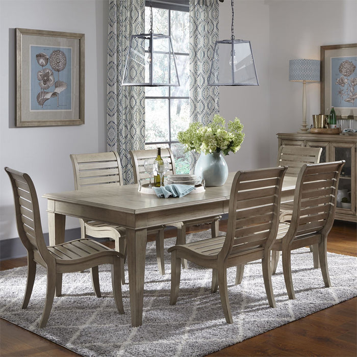 Liberty Furniture | Dining Slat Back Side Chairs in Richmond Virginia 10225