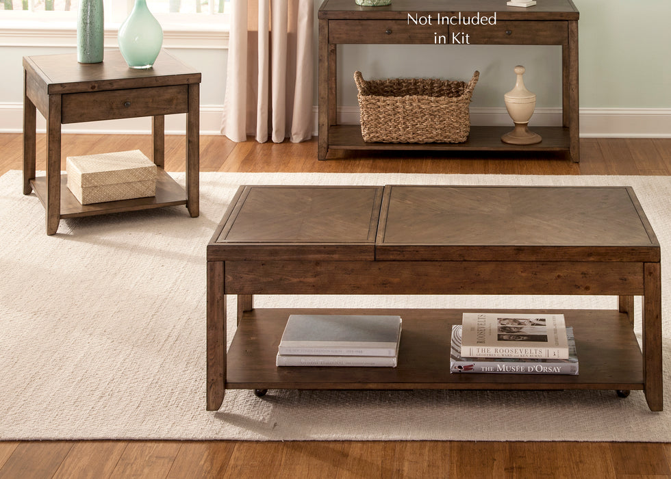 Liberty Furniture | Occasional 3 Piece Set in Washington D.C, Northern Virginia 3507