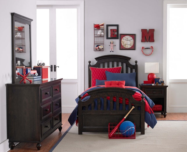 Legacy Classic Furniture | Youth Bedroom Full Panel Bed in Lynchburg, Virginia 9995