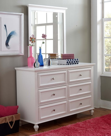 Legacy Classic Furniture | Youth Bedroom Mirror in Richmond,VA 10033