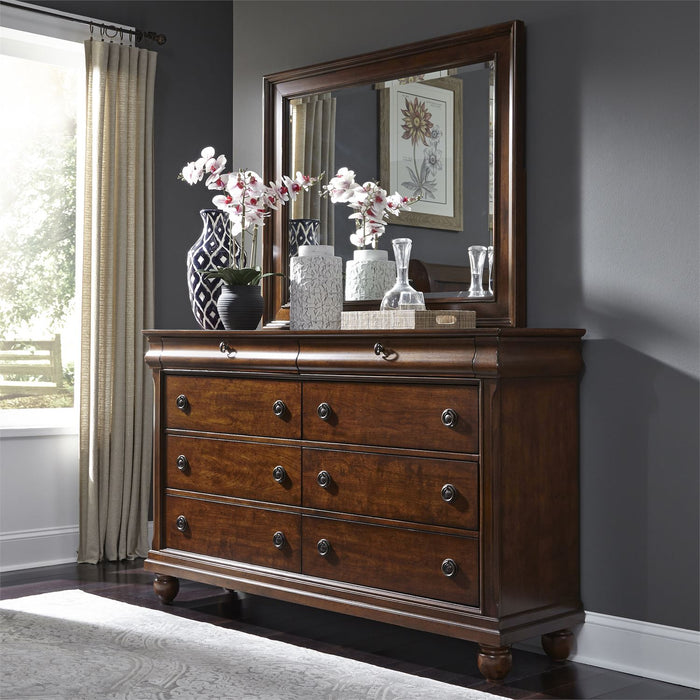 Liberty Furniture | Bedroom Queen Sleigh 5 Piece Bedroom Sets in Pennsylvania 9593