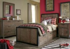 Legacy Classic Furniture | Youth Bedroom Panel Bed Full 3 Piece Bedroom Set in Lynchburg, Virginia Baltimore, Maryland 10615